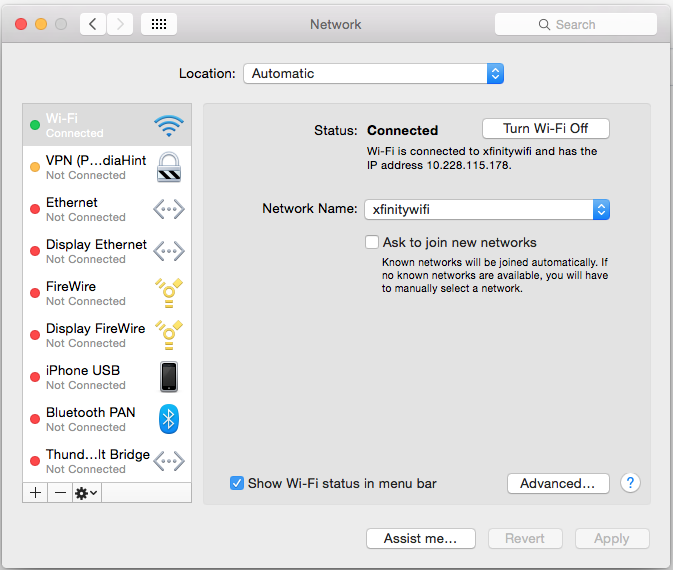 dns-setup-mac-choose-wifi