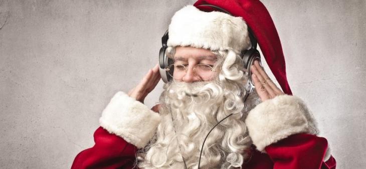 Streaming Christmas Music.Christmas Music Streaming With Saint Nick Mediahint